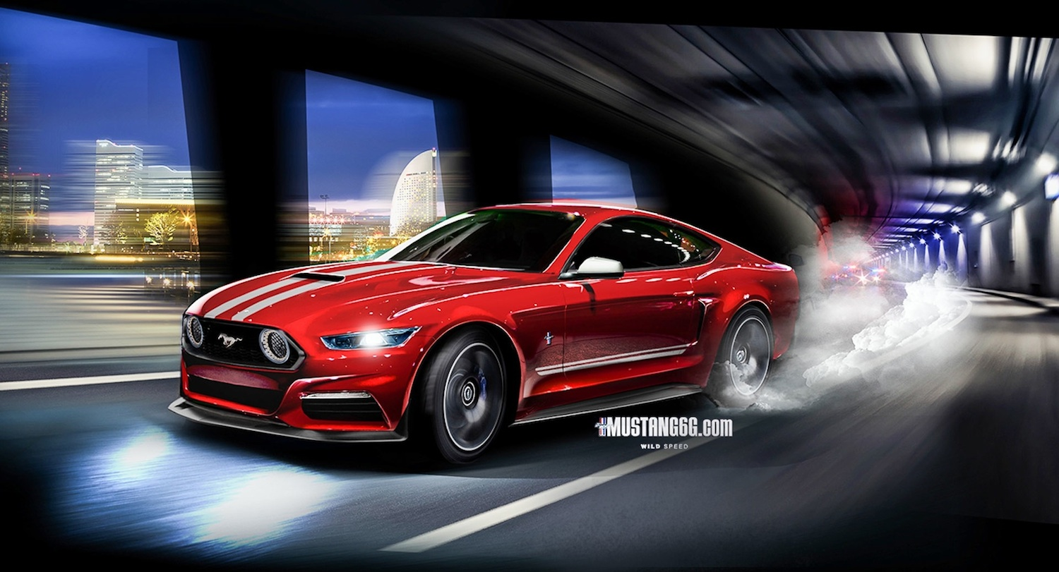 2015 Ford Mustang GT500 Shelby Best Quality Wallpaper For Desktop pict 1500x811