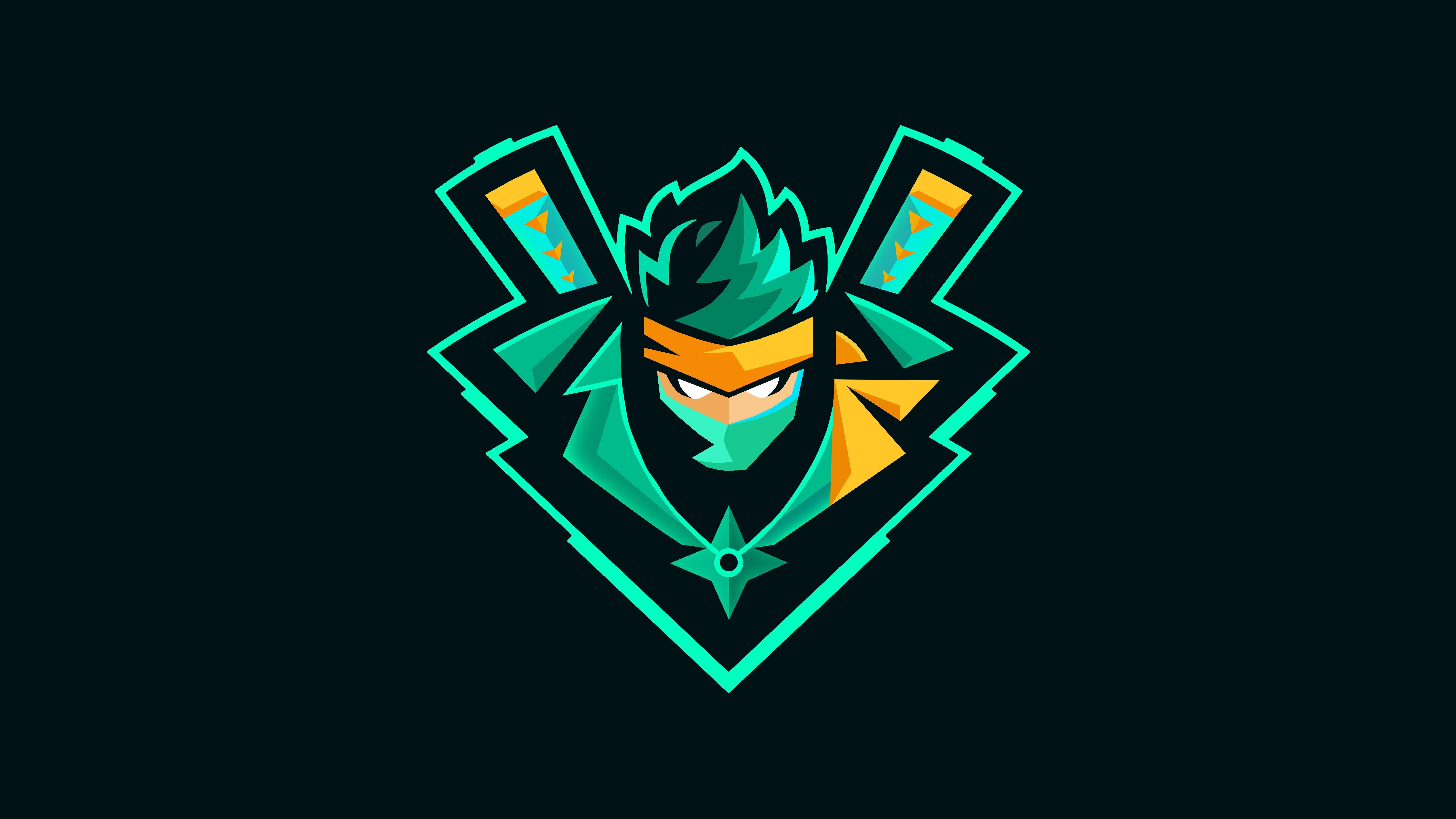 Fortnite Battle Royale Ninja Logo X Iphone X Fortnite Battle 7680x4320