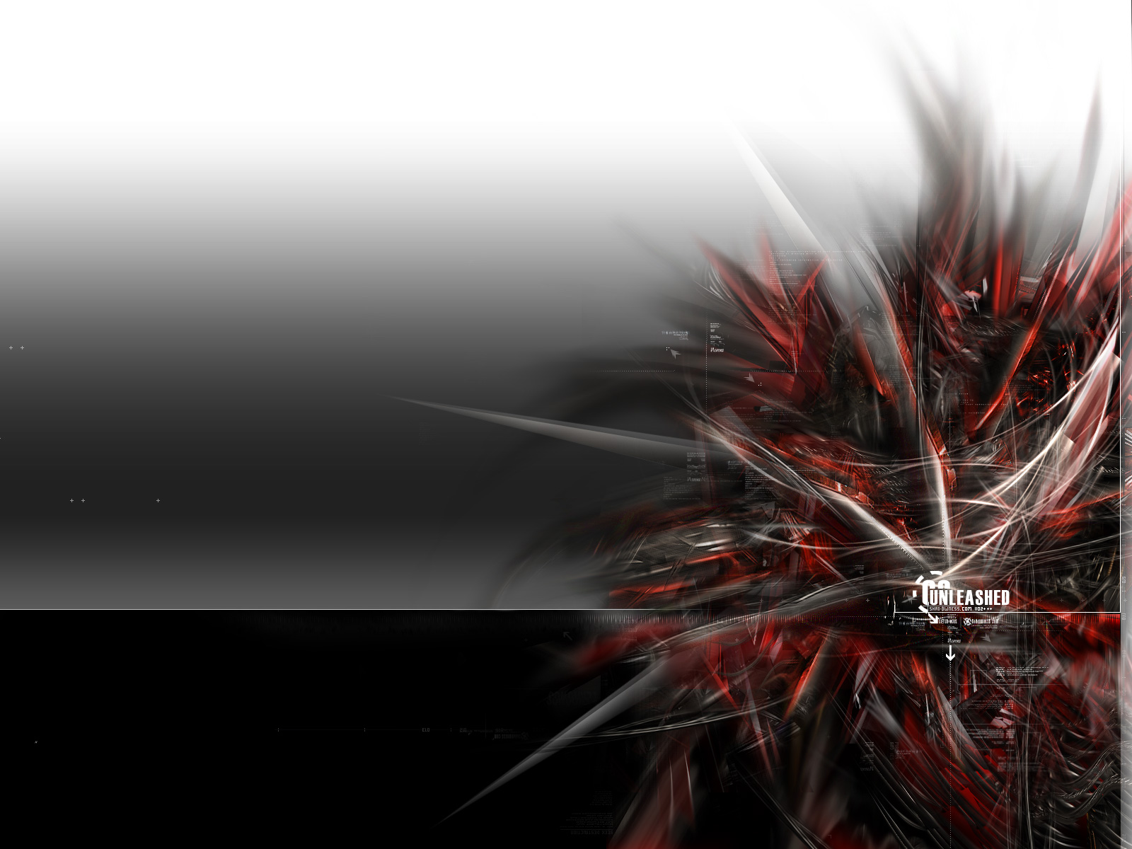 Red Black White Abstract Wallpaper Abstract Black White Red X 1600x1200