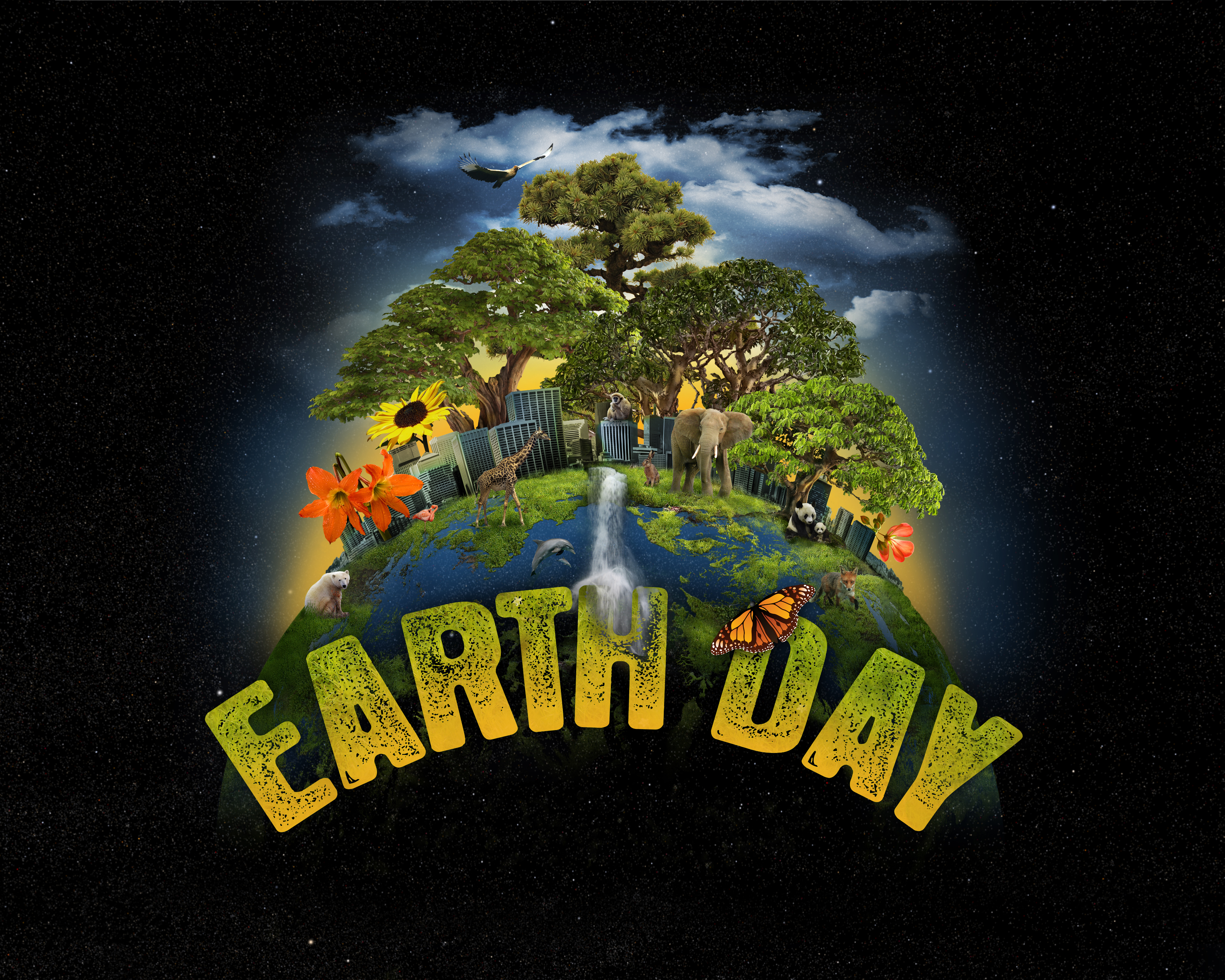 Earth Day Wallpapers Pictures Images 3750x3000