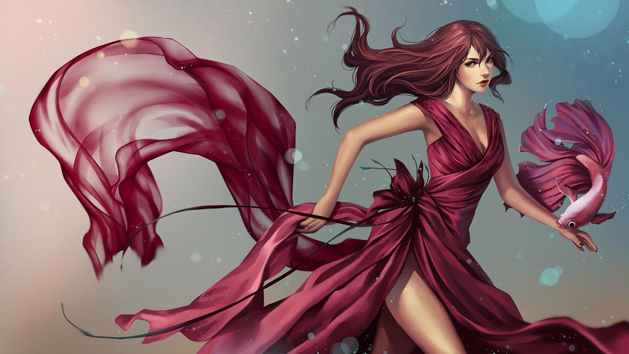 wallpaper and backgrounds welcome to the anime world sphd wallpaper 1280x720