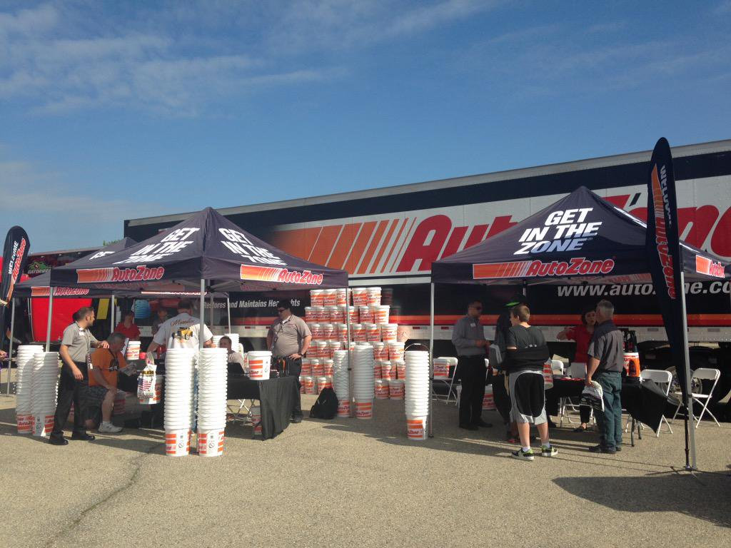 AutoZone on Twitter Were in Hoover AL today with 1024x768