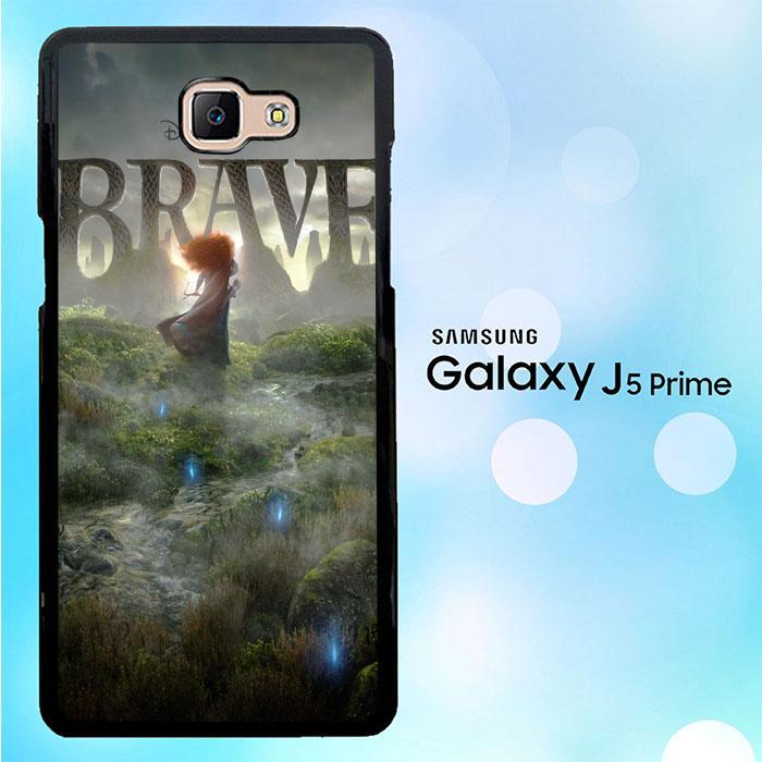 Brave Disney pixar Z0253 Samsung Galaxy J5 Prime Case 700x700