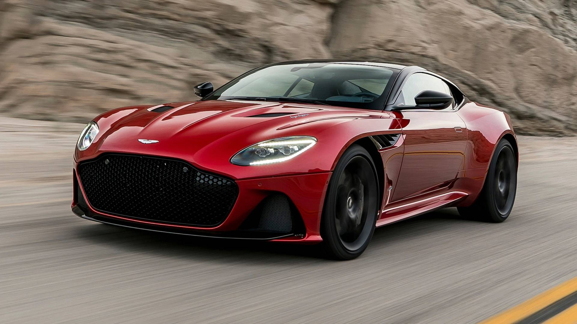 Aston Martin DBS Superleggera Is A V12 Flagship Monster 1920x1080