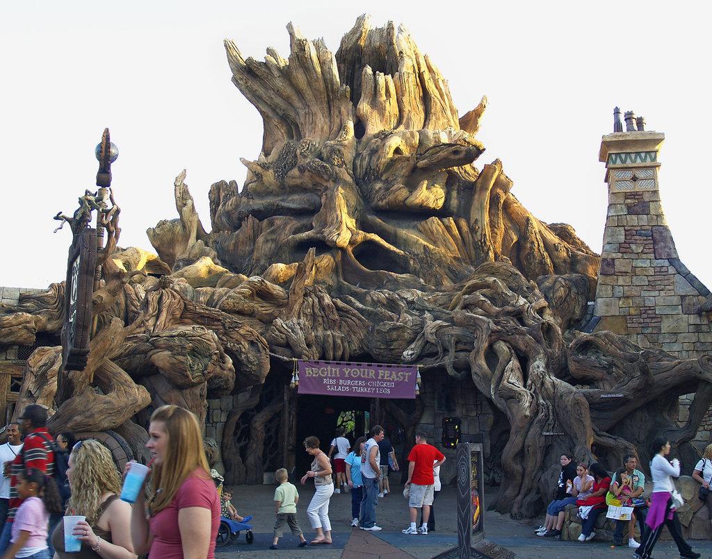 Universal Studios Orlando 37 by Dracoart Stock 1024x805