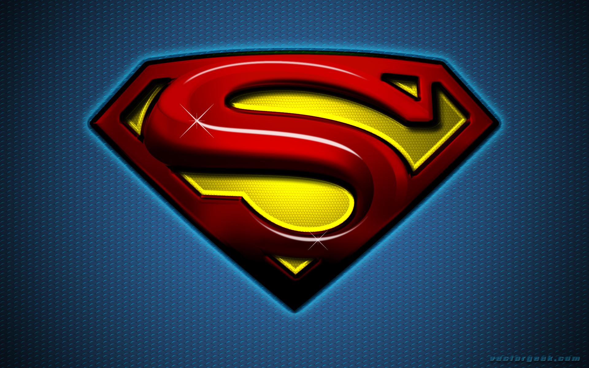 VG Superman wallpaper by vectorgeek 1920x1200