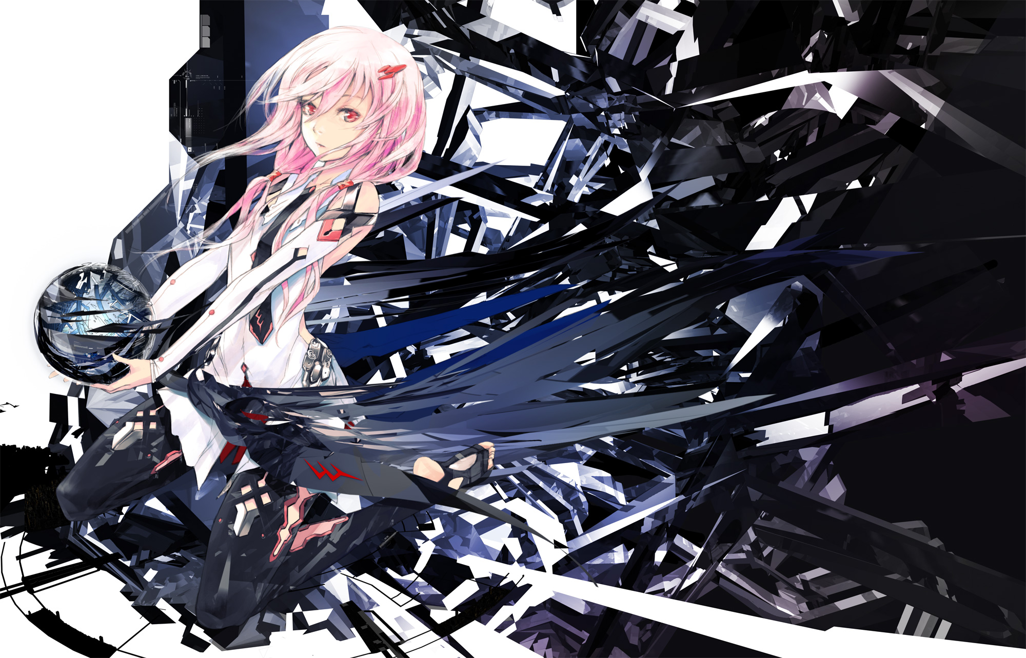 300 Guilty Crown HD Wallpapers Background Images 2000x1283