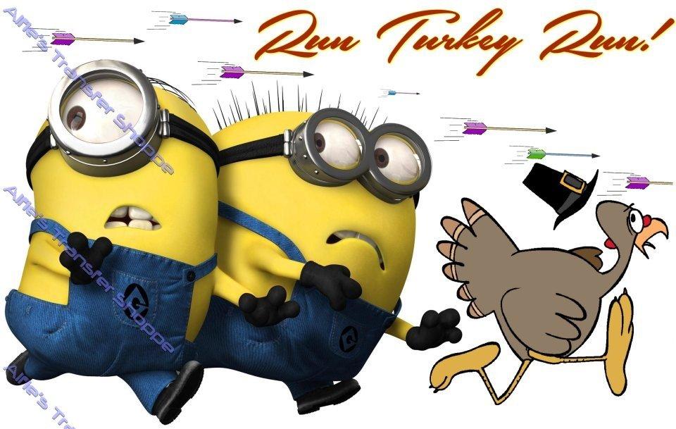 Happy Thanksgiving Minions 960x609