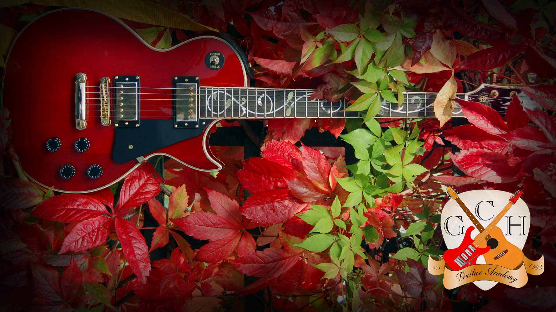 free guitar wallpaper and screensavers wallpapersafari