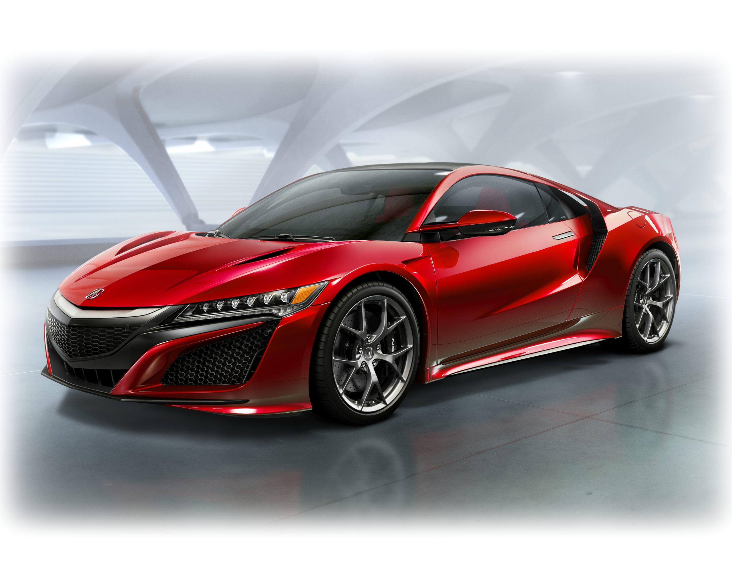 2016 Honda Acura NSX Car wallpaper 2560x2048 2560x2048