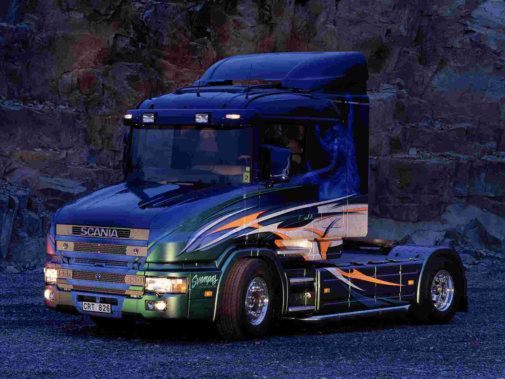 Scania T series 06 wallpaper Scania Trucks Buses 1920x1440