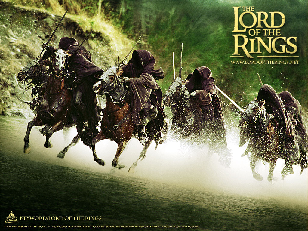 Animaatjes lord of the rings 18863 Wallpaper 1024x768
