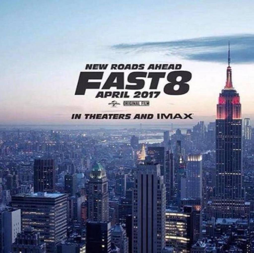 Watch photo of Fast 8 Poster and also find Fast 8 Poster movies Fast 1024x1019