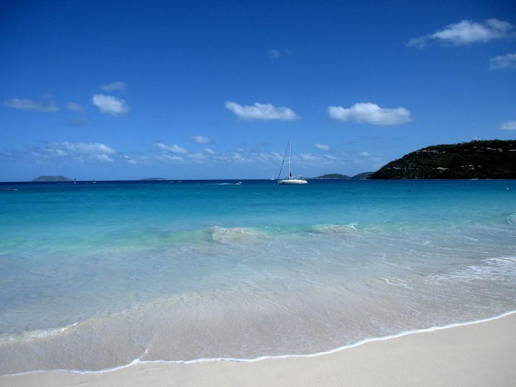 Beautiful Beach Scenes Pictures 1024x768