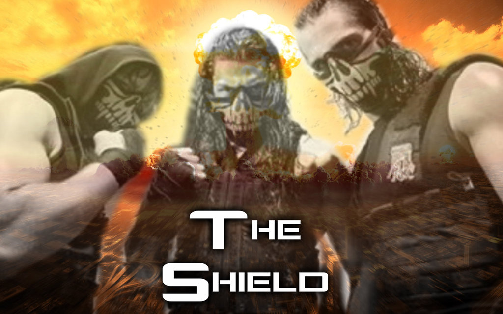 Wwe The Shield Wallpaper The Shield Wallpaper by 1024x640