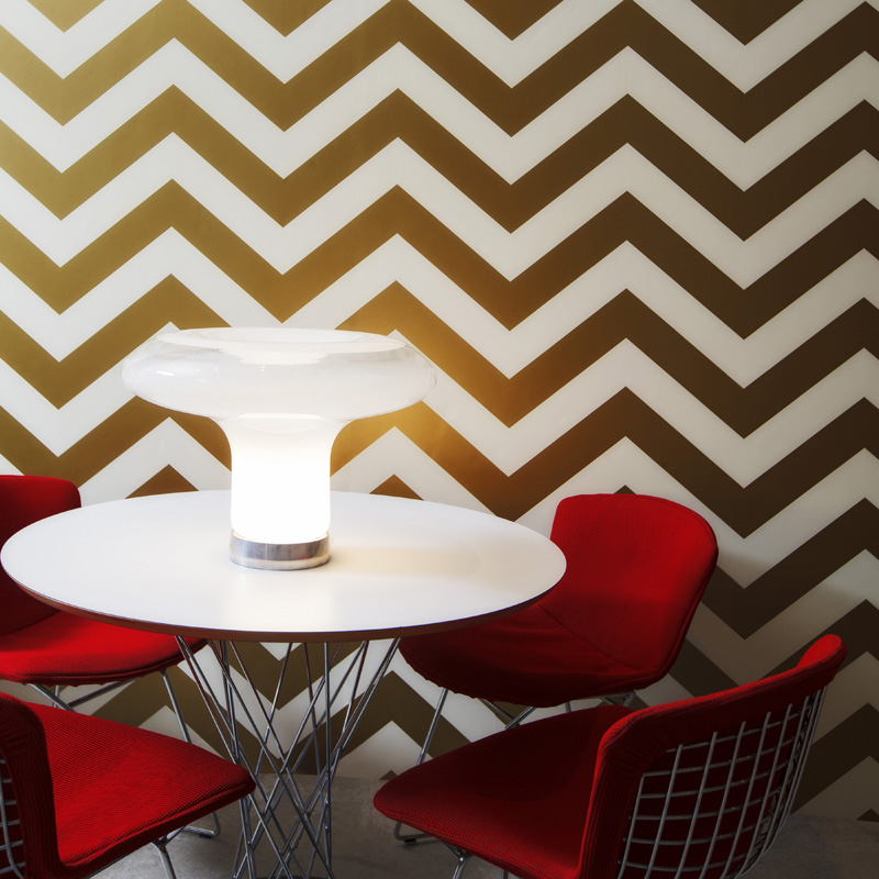 Zee Gold Removable Wallpaper by Tempaper   RosenberryRoomscom 800x800