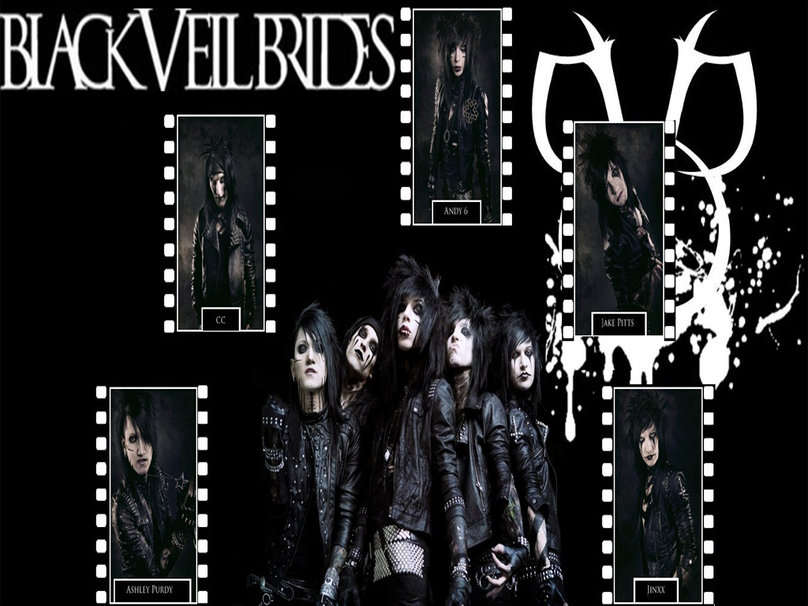black veil brides Wallpaper   ForWallpapercom 808x606