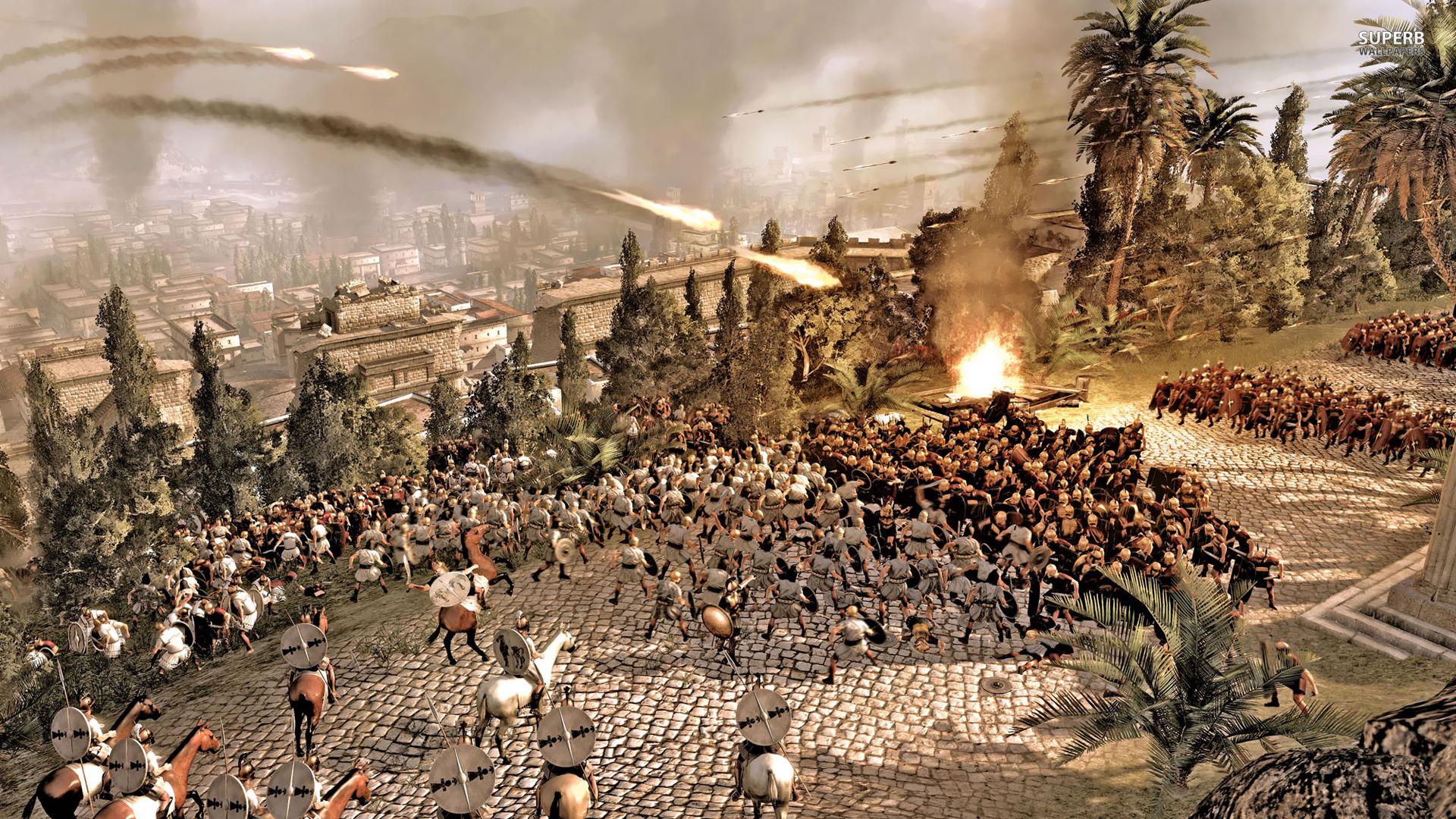 Total War Rome 2 Wallpaper