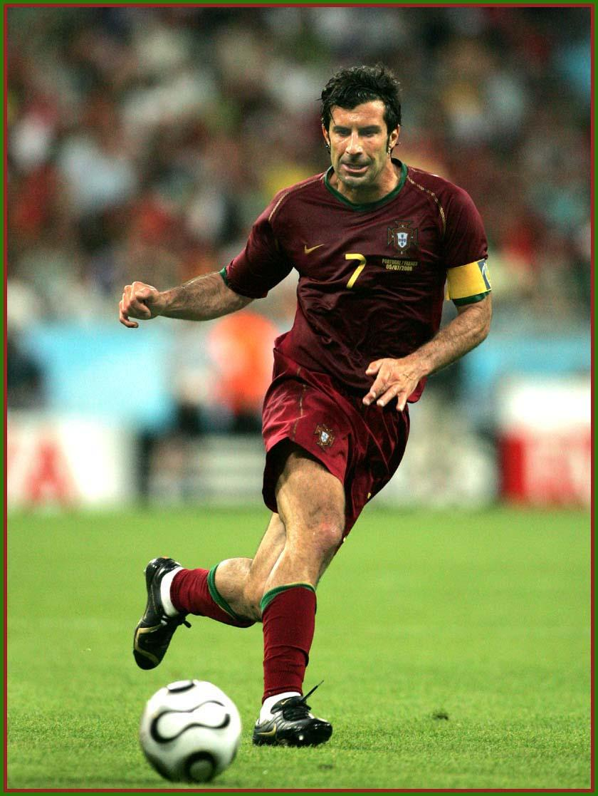 Portuguese international football superstar Lus Figo visits 840x1117