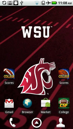 Washington State LiveWallpaper App for Android 288x512
