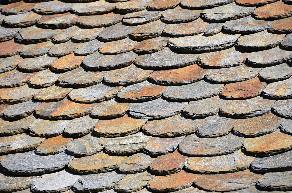 Wallpaper Slate Roofing   photo on Pixabay 960x635