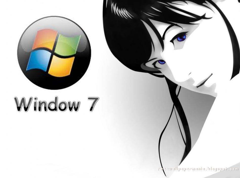 windowss7 windowgirls hotgirls windows7 sevenwallpapers wallpaper 949x704