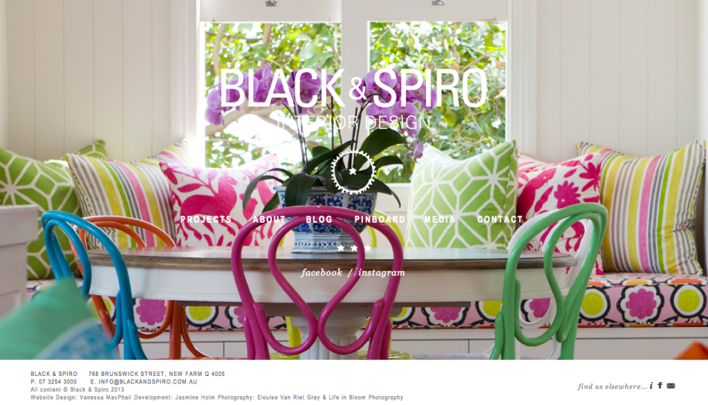 Anna Spiros new website plus news of a book and second wallpaper 1024x586