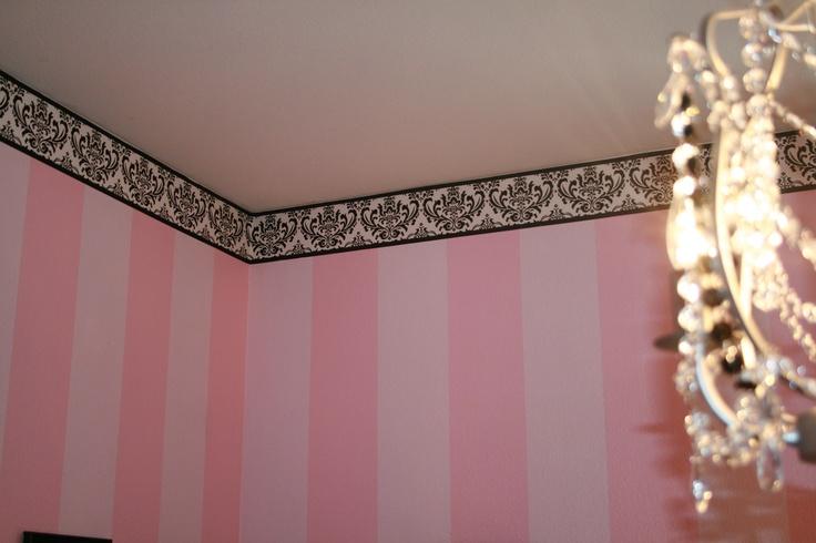 putting up wallpaper border wallpapersafari