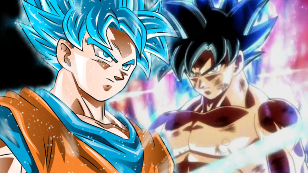 Super Saiyan Blue v bn nng v cc ai mnh hn 1280x721