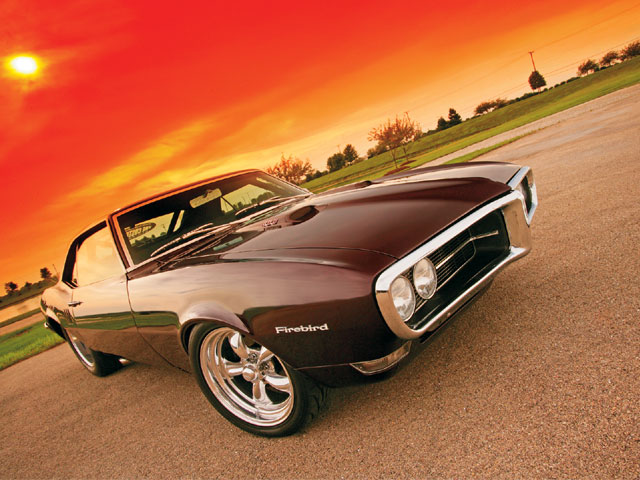 Rod Restoration Muscle Car of the Week 68 Pontiac Firebird Coupe 640x480