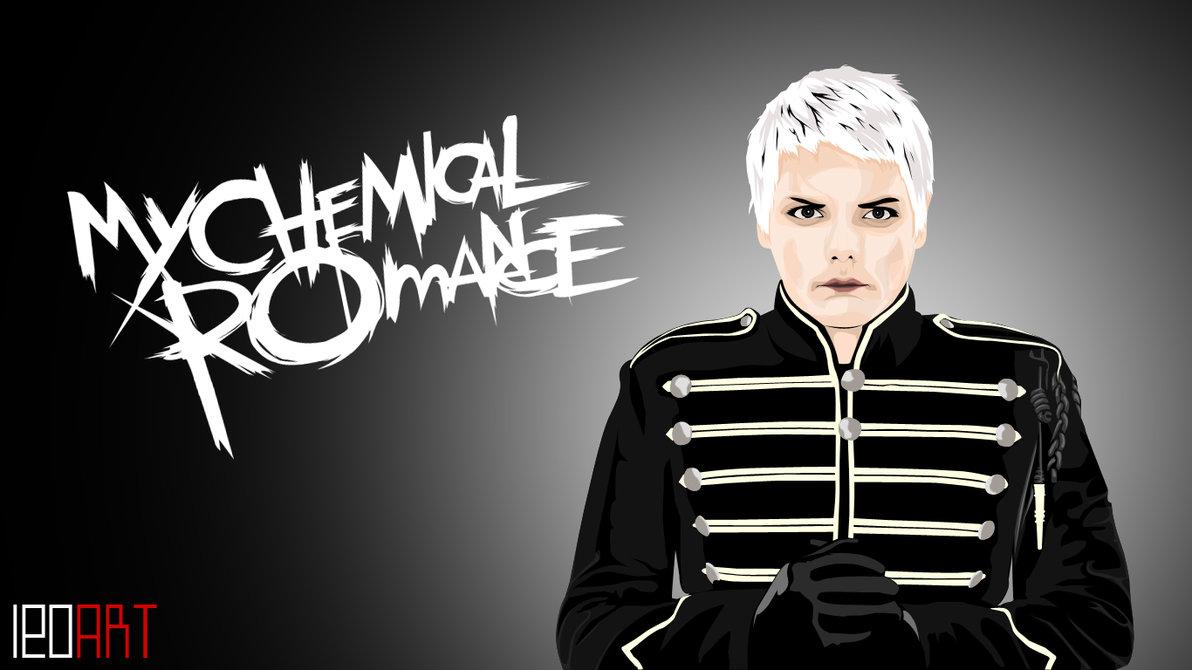 my chemical romance wallpaper my chemical romance illustration 1192x670