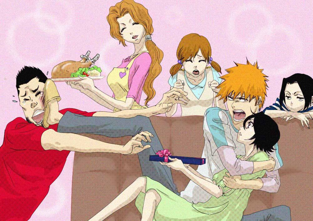 Kurosaki Yuzu   BLEACH   Zerochan Anime Image Board 1000x707