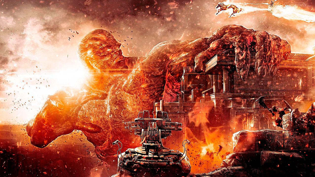 God of War III 1080p Wallpaper God of War III 720p Wallpaper 1280x720