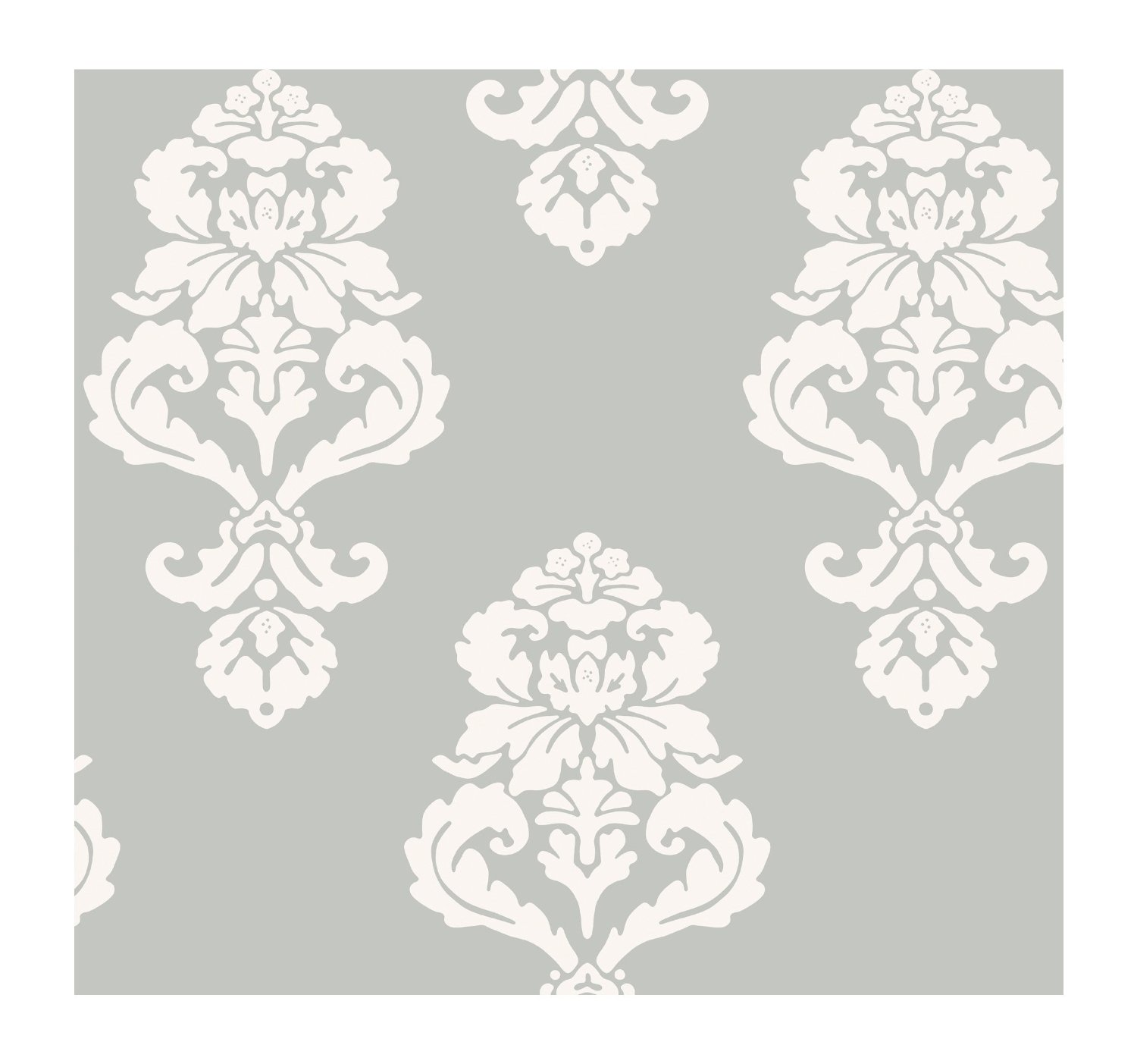 Grey And White Damask Wallpaper Images Pictures   Becuo 1500x1403