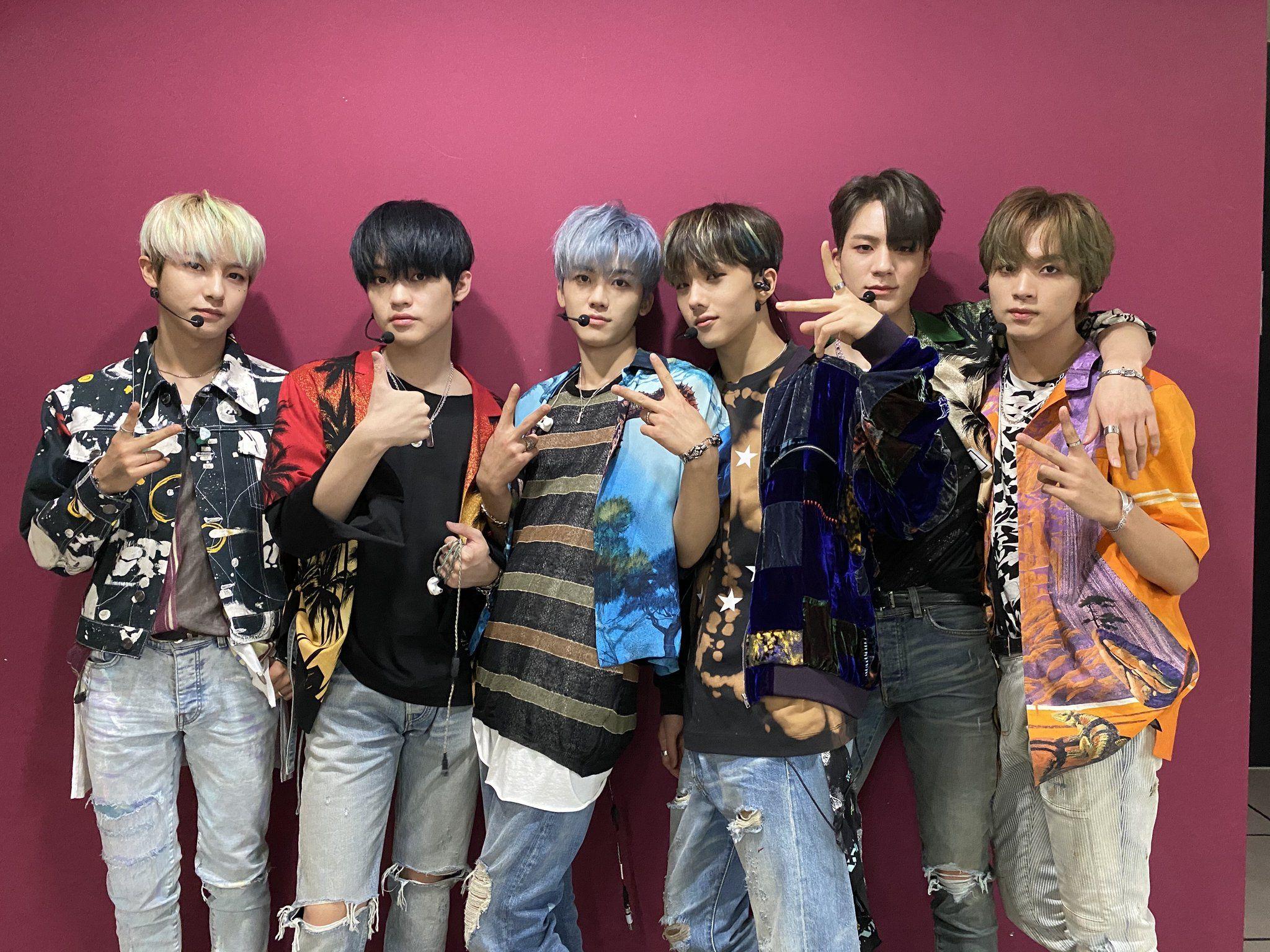 Pin on NCT U 127 Dream 2018 2048x1536