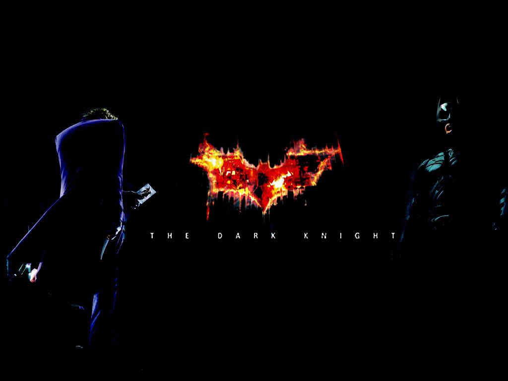 The Dark Knight Batman Vs The Joker Wallpaper Movie Sport Wallpaper 1024x768