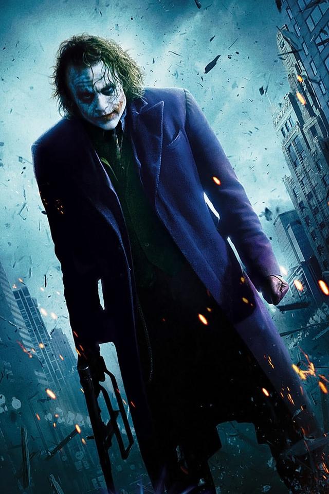 Wallpaper Iphone Joker Hd