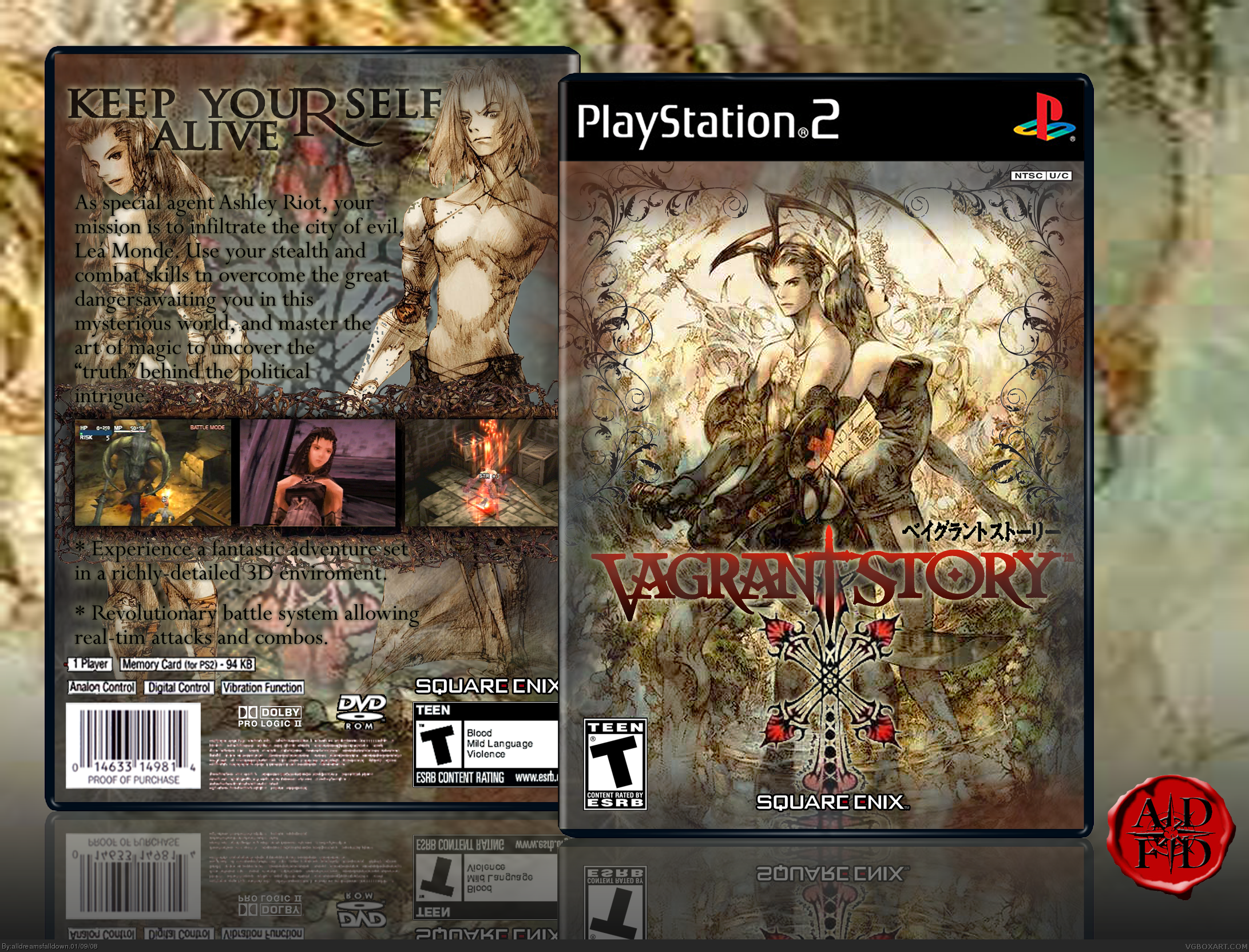 Vagrant Story Images Crazy Gallery 2183x1664