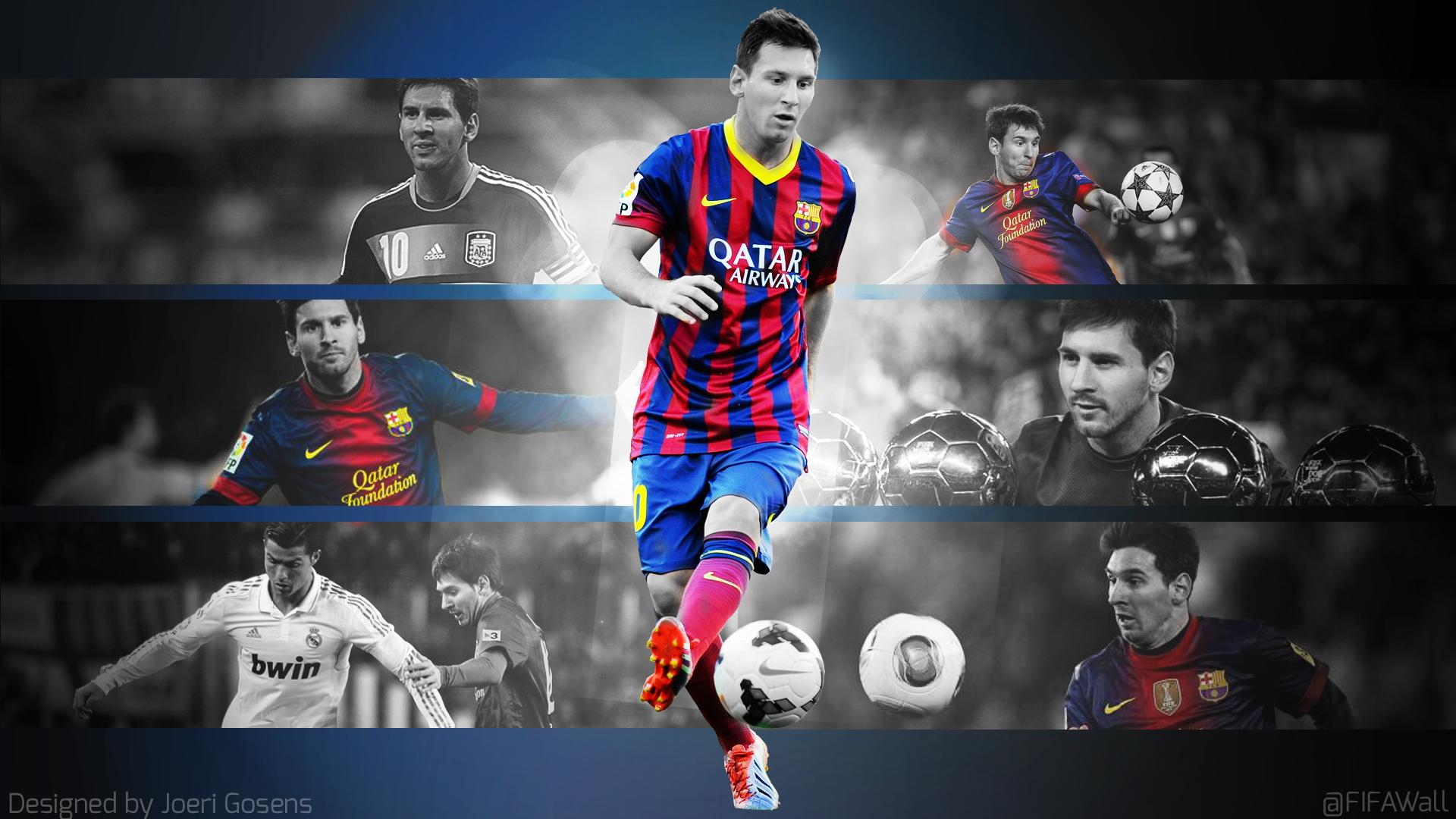 Lionel Messi 1920x1080