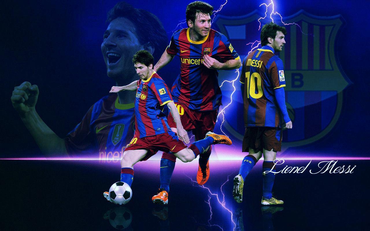 Lionel Messi hd Wallpaper 1280x800