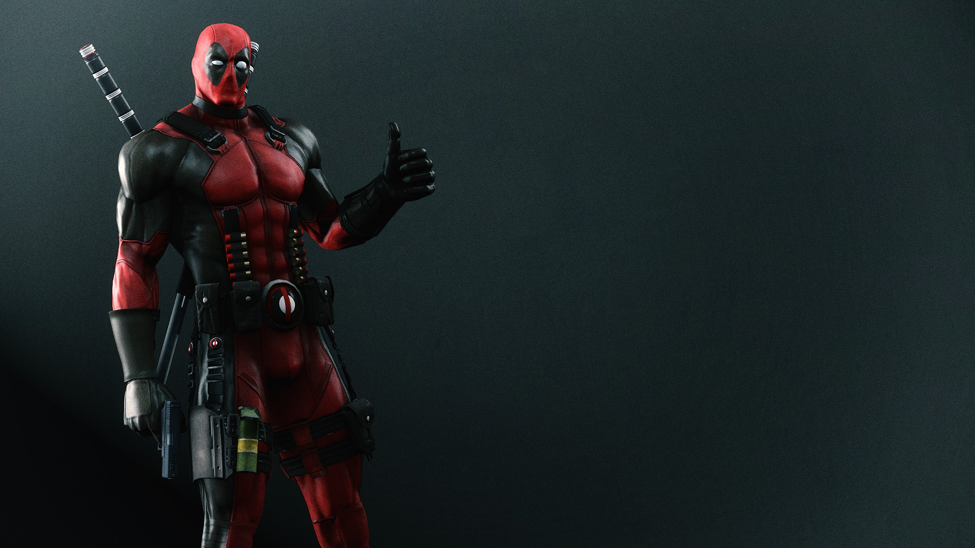 deadpool wade wilson wallpaper 1920 x 1080 Wallpaper HD Wallpaper 1920x1080