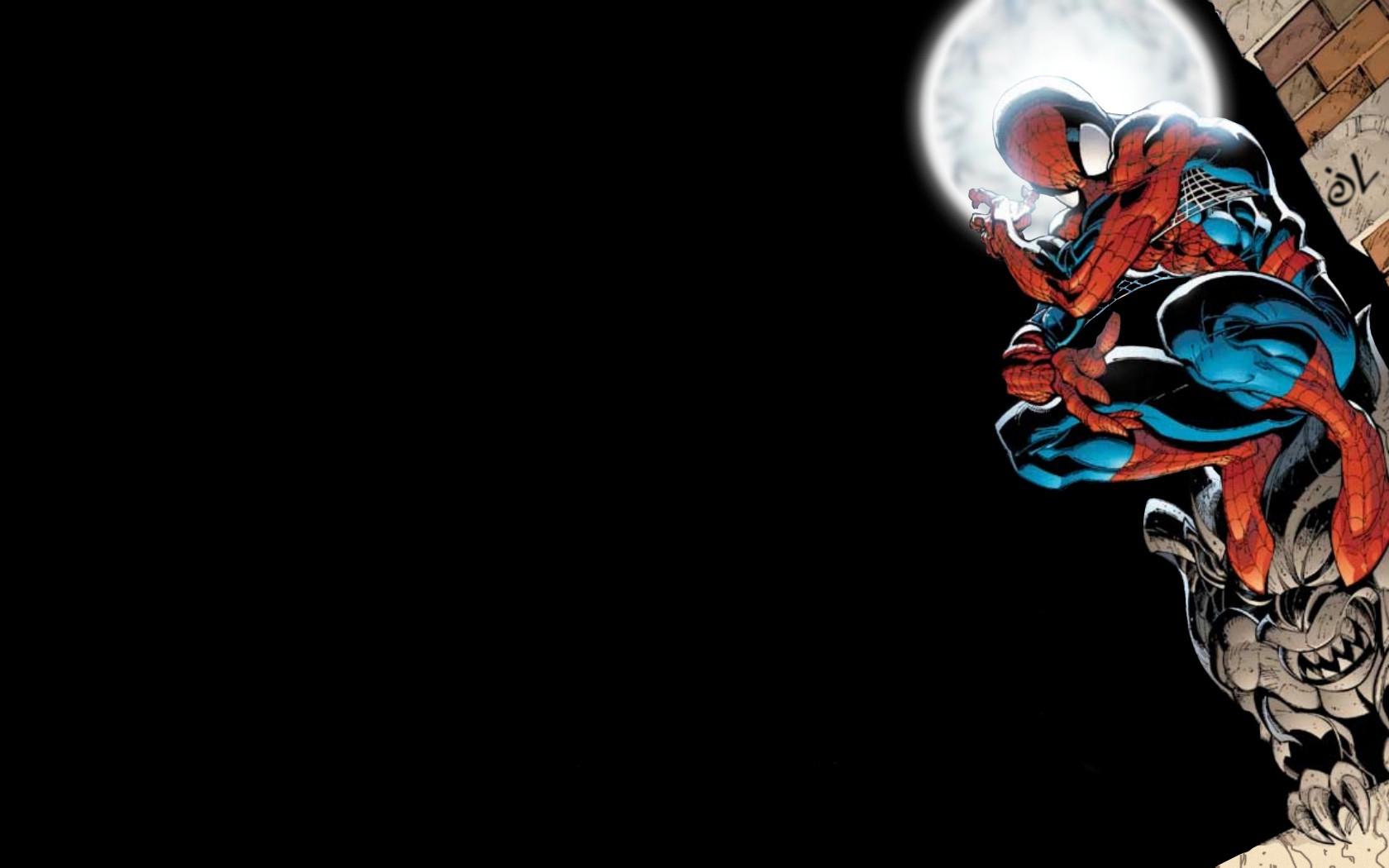 Spider man comic wallpaper - photo#24
