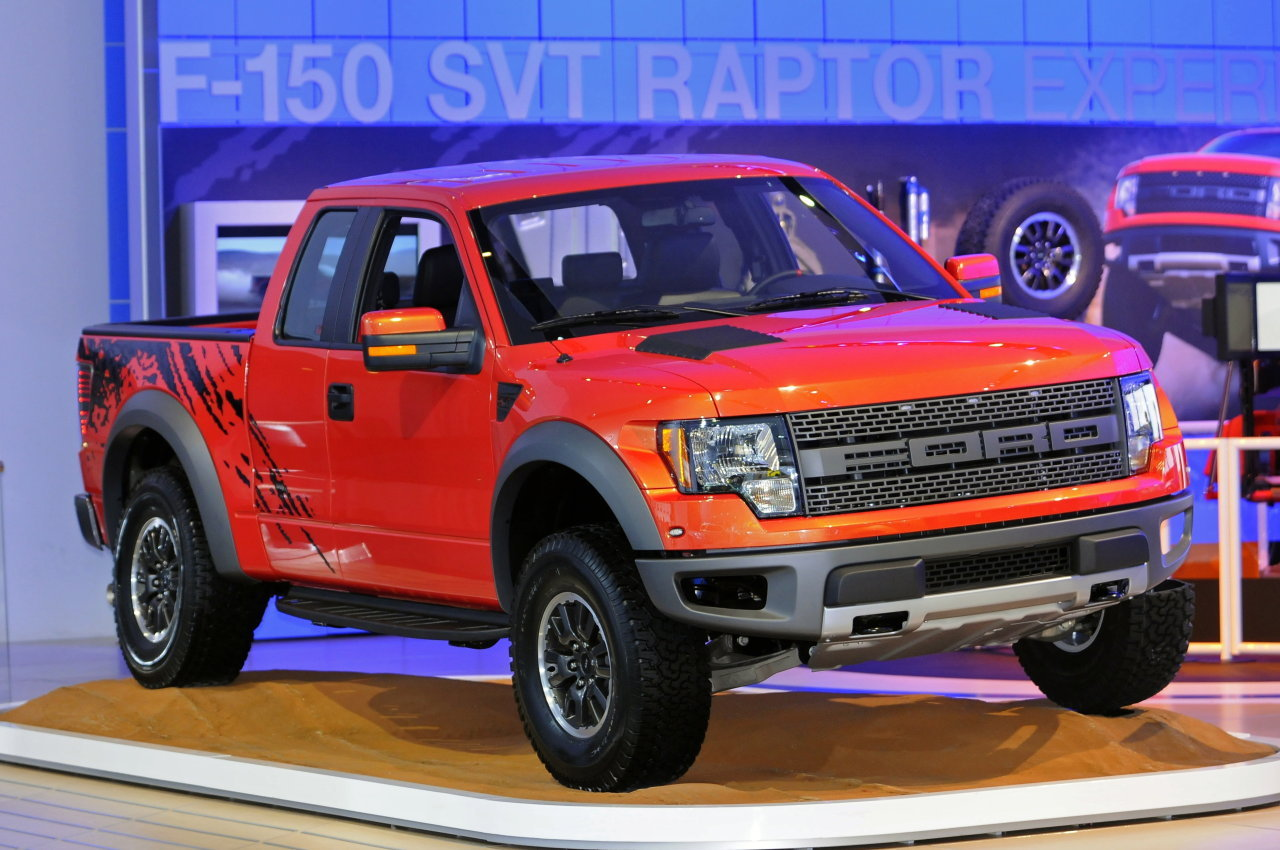 2010 Ford Raptor Svt 6226 Hd Wallpapers in Cars   Imagescicom 1280x850