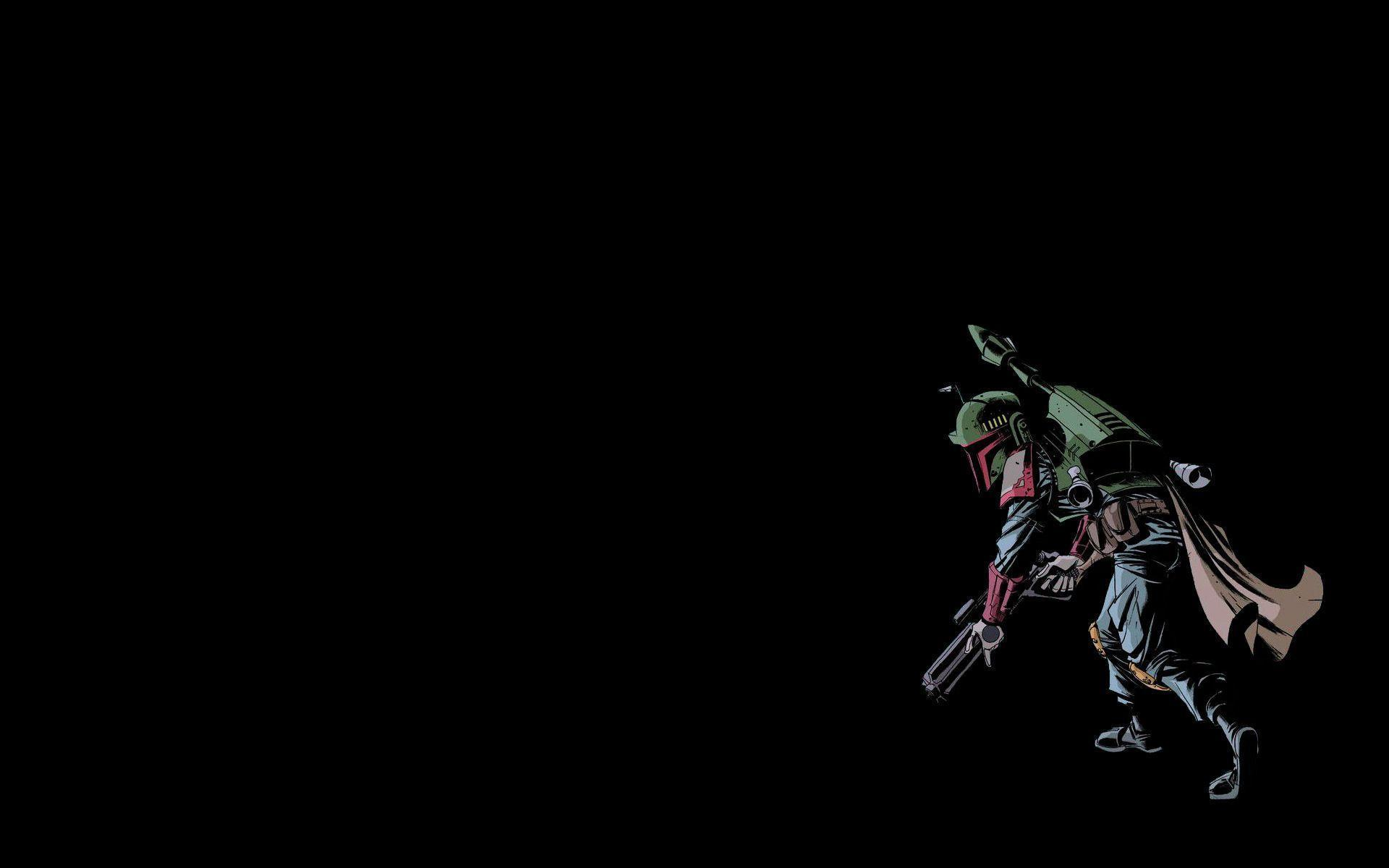 Boba Fett Wallpapers 1920x1200