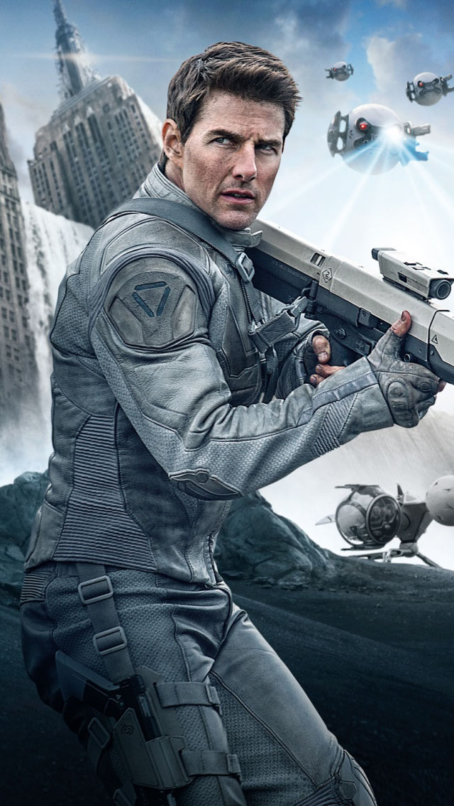Oblivion Tom Cruise   Best Hollywood Movies Name 397981   HD 640x1136