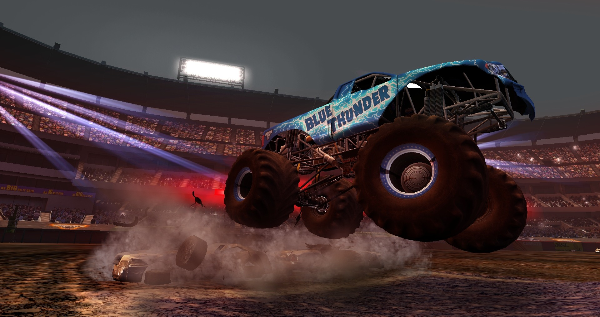 Monster Jam As Big As It Gets Screenshots Pictures Wallpapers 1920x1017