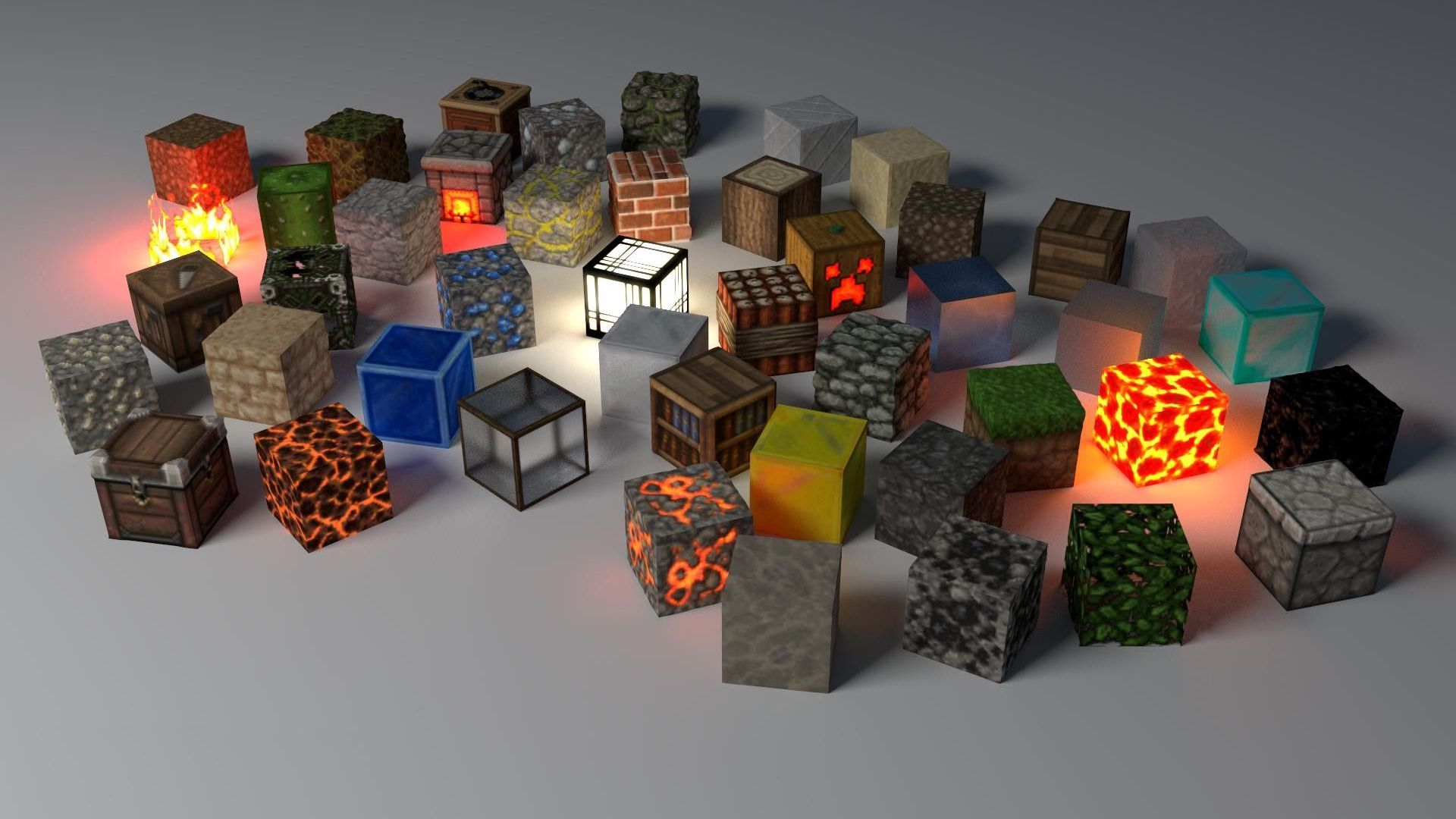 48 Minecraft Wallpapers For Laptop On Wallpapersafari