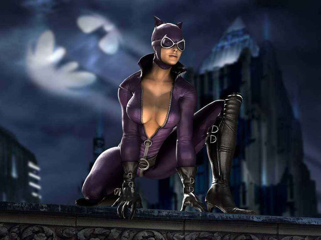 Catwoman Wallpapers Best HD Desktop Wallpapers Widescreen 1024x768