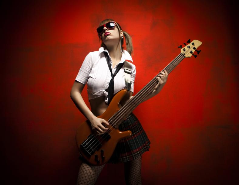 Bass Guitar Wallpaper [Slideshow] 788x609