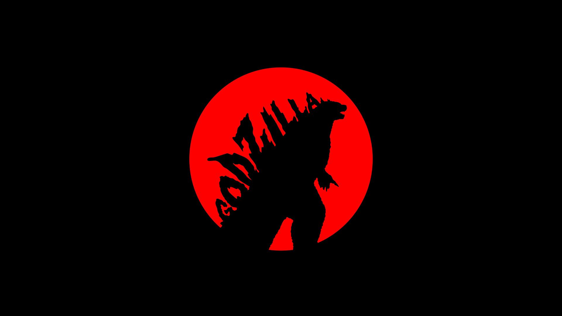 Godzilla 2014 Simple 07 Wallpaper HD 1920x1080